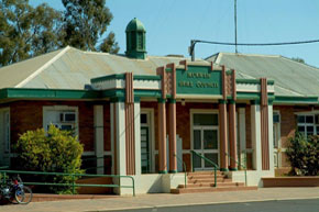 accommodation charleville motel Charleville Waltzing Matilda Motor Inn