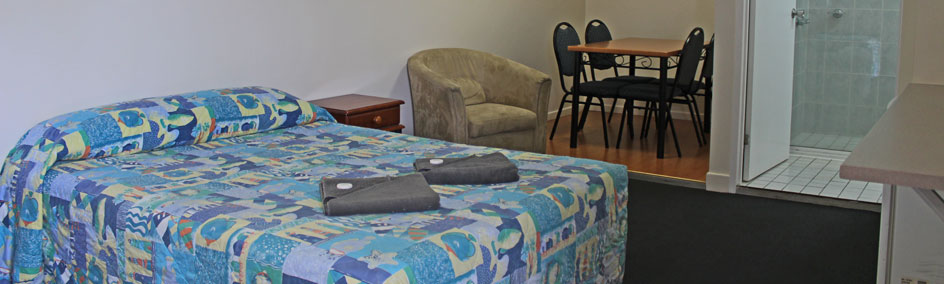 Waltzing Matilda Motor Inn offers quality accommodation with attentive and relaxed service.