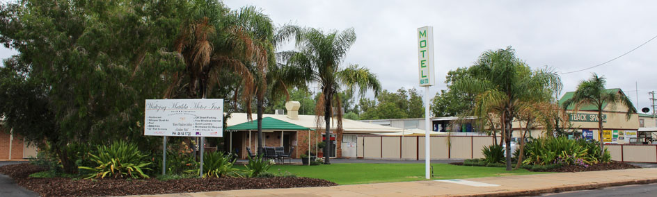 At Waltzing Matilda Motor Inn we offer 27 ground floor units at affordable rates.